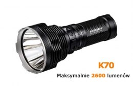 Flashlight Acebeam K70