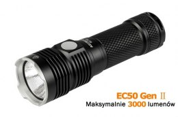 Flashlight Acebeam EC50 GEN II