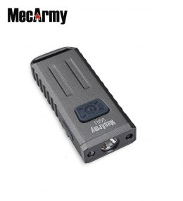 Flashlight charging Mecarmy SGN3