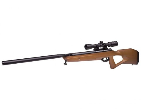 Air gun Crosman-Benjamin Trail NP2 4.5 mm with a telescope 3-9x40AO