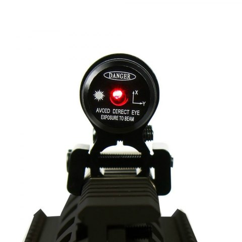 Laser sight installation 11-22 mm