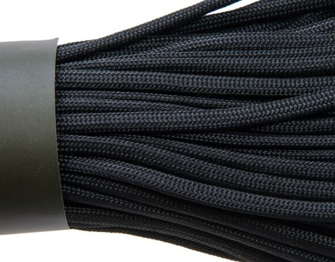 Parachute link Paracord Badger Outdoor 550 Black 30 m