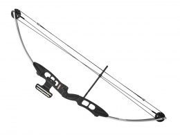 Compound bow Poe Lang Cobra Protex silver