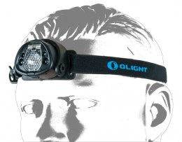 Frontal flashlight Olight H15S Wave XM-L2 250 lm