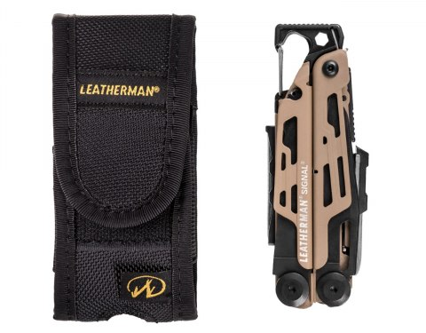 Multitool Leatherman Signal Coyote-limited edition