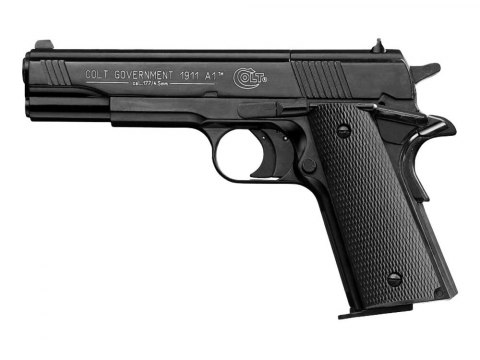 Pistolet Colt Government 1911 A1 black 4,5 mm