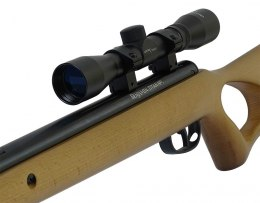Air gun Crosman-Benjamin Titan E.G. 4.5 mm with a telescope 3-9x40