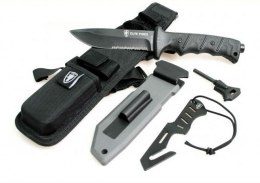 ELITE FORCE EF703 set of 2 Knives TINDER KNIFE SHARPENER