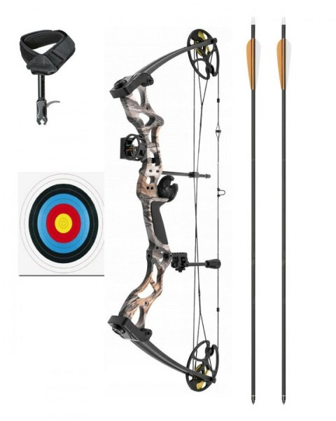 COMPOUND BOW REX CAMO
