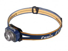 Led flashlight Fenix HL40R opening blue