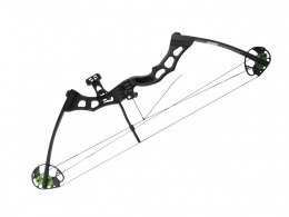 Compound bow Poe Lang Predator II Black 45-65 lbs