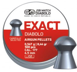 Shotgun pellets JSB Diabolo EXACT 4.51 mm 1op = 500pcs.