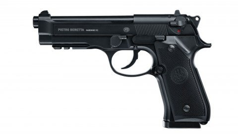 M92A1 Beretta gun full auto metal 4.5 mm