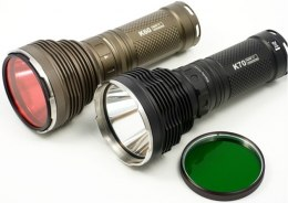 Filter for flashlights Acebeam K60, K70