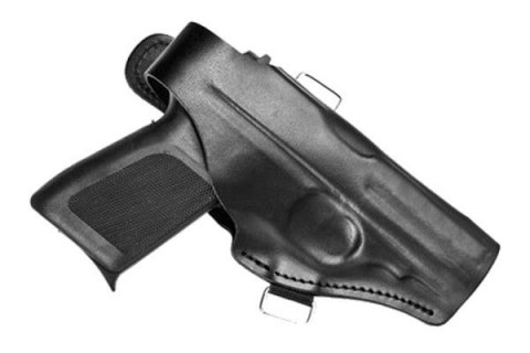 LEATHER HOLSTER FOR WALTHER PPK/S PISTOL