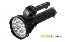 Flashlight Acebeam X 70-60 000 lumens