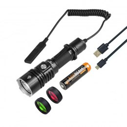Flashlight Acebeam L16-HUNTING KIT
