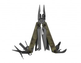 MULTITOOL LEATHERMAN CHARGE PLUS CAMO FOREST