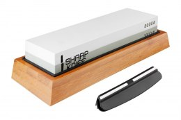 Water stone Sharpener Sharp Knife 1000/6000 + Set