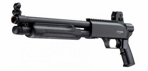 Shotgun CO2 RAM T4E SG-68. .68