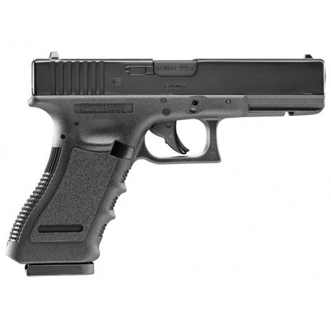 Glock 17 pistol gun Blow back 4.5 mm