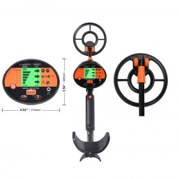 Tianxun MD-3060 Metal Detector + Kit