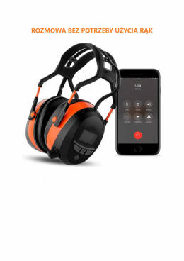 VERTAK-Bluetooth FM and MP3 NRR 29DB ACTIVE Headphones