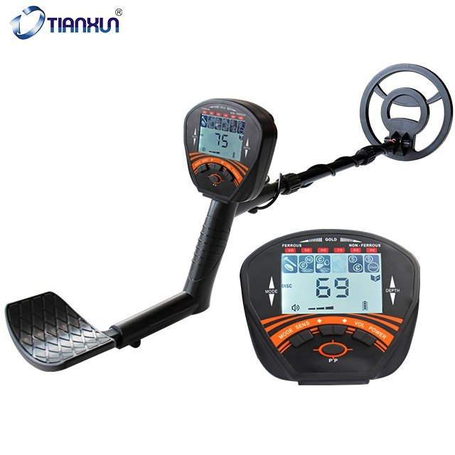 Waterproof MD-810 metal detector for gold,coins