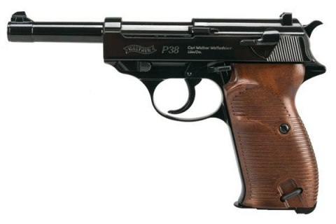 Pistolet Walther P-38+noż WALTHER P-38