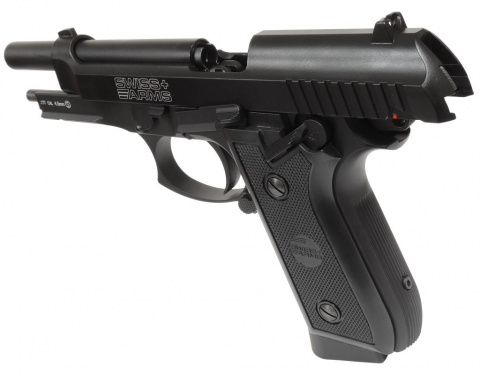 Wiatrówka CyberGun Swiss Arms GSG P92 4,5 mm