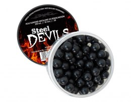Rubber balls Dark Devils to revolvers 10 mm 100 PCs.