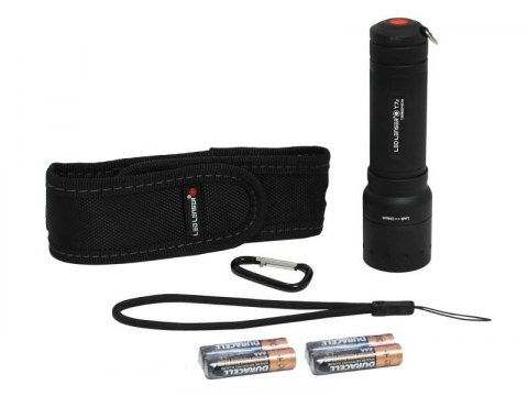 Led Lenser Flashlight T7.2 + Camp Set