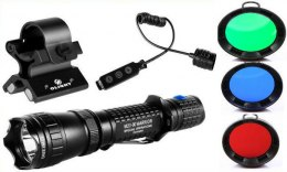Latarka Olight M20SX XM-L2 Hunting SET