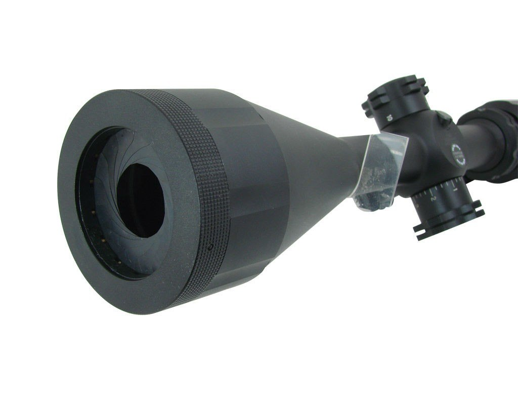 Target Telescope BSA Stealth Tactical 4-16x44 Mil-Dot IR