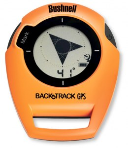 GPS Locator Bushnell BackTrack G2 Black/Orange
